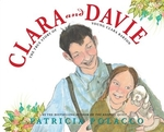 Book cover of CLARA & DAVIE