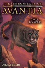 Book cover of CHRONICLES OF AVANTIA 03 CALL TO WAR