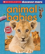 Book cover of ANIMAL BABIES