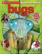 Book cover of DISCOVER MORE - BUGS