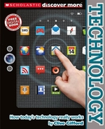 Book cover of DISCOVER MORE TECHNOLOGY