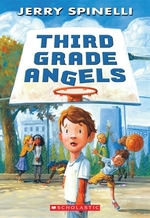 Book cover of 3RD GRADE ANGELS