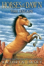 Book cover of HORSES OF THE DAWN 01 THE ESCAPE