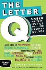 Book cover of LETTER Q - QUEER WRITERS' LETTERS TO THE
