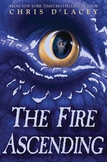 Book cover of FIRE ASCENDING