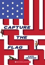 Book cover of CAPTURE THE FLAG