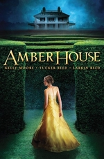 Book cover of AMBER HOUSE