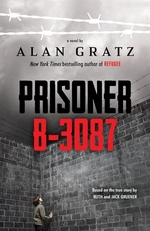Book cover of PRISONER B - 3087