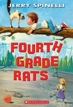 Book cover of 4TH GRADE RATS