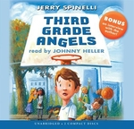 Book cover of CD 3RD GRADE ANGELS