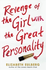 Book cover of REVENGE OF THE GIRL WITH THE GREAT PERSO