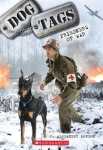 Book cover of DOG TAGS 03 PRISONERS OF WAR