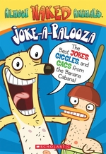 Book cover of ALMOST NAKED ANIMALS - JOKE-A-PALOOZA