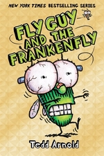 Book cover of FLY GUY 13 THE FRANKENFLY