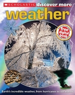 Book cover of DISCOVER MORE WEATHER