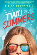 Book cover of 2 SUMMERS