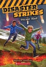 Book cover of DISASTER STRIKES 04 VOLCANO BLAST