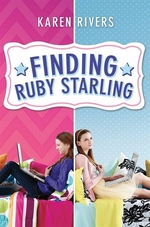 Book cover of FINDING RUBY STARLING