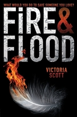 Book cover of FIRE & BLOOD