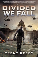 Book cover of DIVIDED WE FALL TRILOGY BOOK 01 DIVIDED