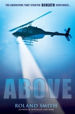 Book cover of ABOVE