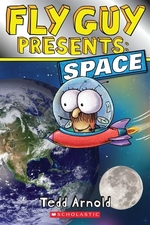 Book cover of FLY GUY PRESENTS - SPACE
