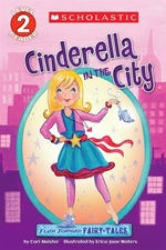 Book cover of FLASH FORWARD FAIRY TALES - CINDERELLA I