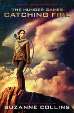 Book cover of CATCHING FIRE - MOVIE TIE-IN