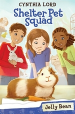 Book cover of SHELTER PET SQUAD 1 JELLY BEAN