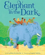 Book cover of ELEPHANT IN THE DARK