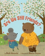 Book cover of ARE WE STILL FRIENDS