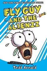 Book cover of FLY GUY 18 FLY GUY & THE ALIENZZ