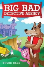Book cover of BIG BAD DETECIVE AGENCY