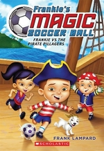Book cover of FRANKIE'S MAGIC SOCCER BALL 01 FRANKIE V