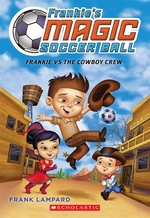 Book cover of FRANKIE'S MAGIC SOCCER BALL 03 FRANKIE V