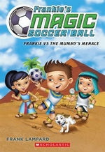 Book cover of FRANKIE'S MAGIC SOCCER BALL 04 FRANKIE V