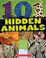 Book cover of 101 ANIMAL DISGUISES