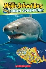 Book cover of MAGIC SCHOOL BUS OCEAN ADVENTURE