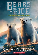 Book cover of BEARS OF THE ICE 01 QUEST OF THE CUBS