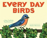 Book cover of EVERY DAY BIRDS
