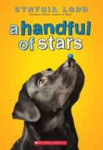 Book cover of HANDFUL OF STARS