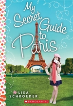 Book cover of MY SECRET GT PARIS
