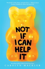 Book cover of NOT IF I CAN HELP IT