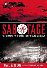 Book cover of SABOTAGE THE MISSION TO DESTROY HITLER'S
