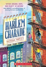 Book cover of HARLEM CHARADE