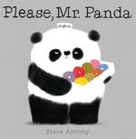Book cover of PLEASE MR PANDA