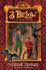 Book cover of FLOORS 02 3 BELOW