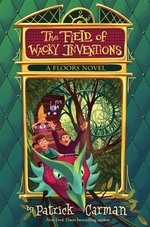 Book cover of FLOORS 03 FIELD OF WACKY INVENTIONS