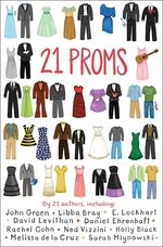 Book cover of 21 PROMS