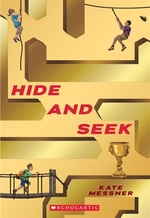 Book cover of HIDE & SEEK
